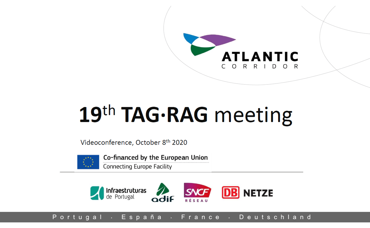 19th Atlantic Corridor TAG-RAG Meeting